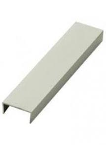 Профиль С алюминиевый - 3 м