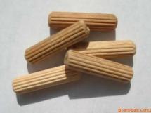 Шкант деревянный