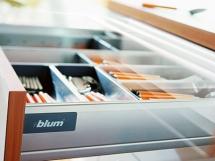 Выдвижные системы BLUM