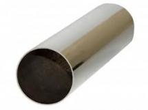 Барная труба хромированная d=50 мм, длина 3 метра